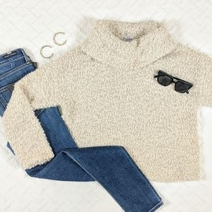 NEW Soft Cozy Cropped Sweater